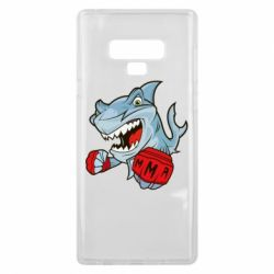 Чохол для Samsung Note 9 Shark MMA