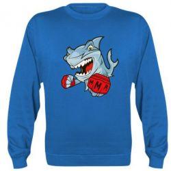 Реглан (свитшот) Shark MMA - FatLine