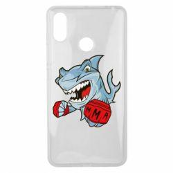 Чохол для Xiaomi Mi Max 3 Shark MMA