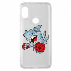Чохол для Xiaomi Redmi Note Pro 6 Shark MMA