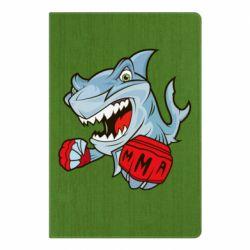 Блокнот А5 Shark MMA