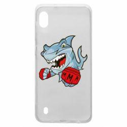 Чохол для Samsung A10 Shark MMA