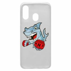 Чохол для Samsung A40 Shark MMA