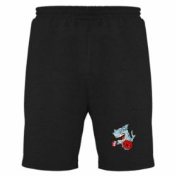 Мужские шорты Shark MMA - FatLine