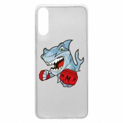 Чохол для Samsung A70 Shark MMA