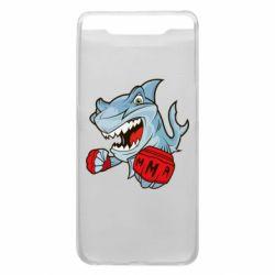 Чохол для Samsung A80 Shark MMA