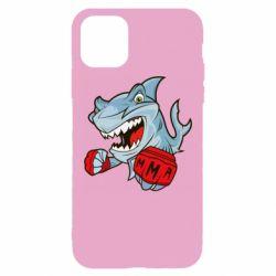 Чохол для iPhone 11 Pro Max Shark MMA