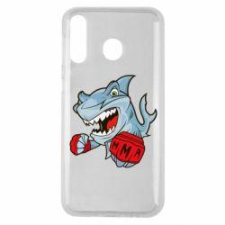 Чохол для Samsung M30 Shark MMA