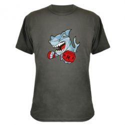 Камуфляжная футболка Shark MMA - FatLine