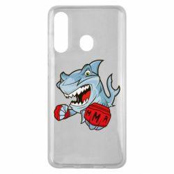 Чохол для Samsung M40 Shark MMA