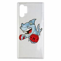 Чохол для Samsung Note 10 Plus Shark MMA