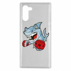 Чохол для Samsung Note 10 Shark MMA