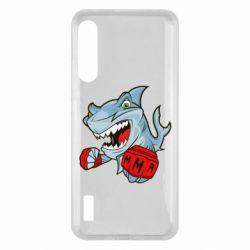 Чохол для Xiaomi Mi A3 Shark MMA