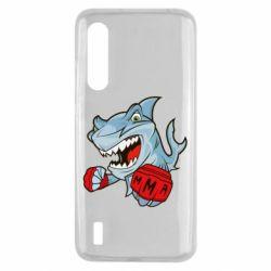 Чохол для Xiaomi Mi9 Lite Shark MMA