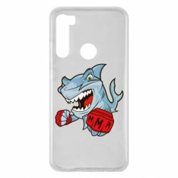 Чохол для Xiaomi Redmi Note 8 Shark MMA
