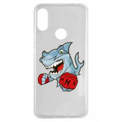 Чохол для Xiaomi Redmi Note 7 Shark MMA