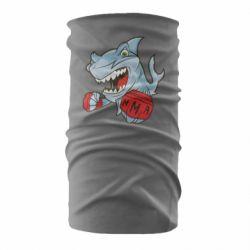 Бандана-труба Shark MMA