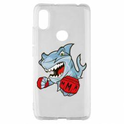 Чохол для Xiaomi Redmi S2 Shark MMA