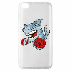 Чохол для Xiaomi Redmi Go Shark MMA