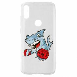Чохол для Xiaomi Mi Play Shark MMA