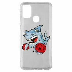 Чохол для Samsung M30s Shark MMA