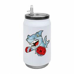 Термобанка 350ml Shark MMA