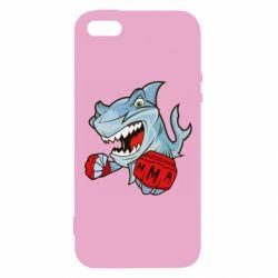 Чохол для iphone 5/5S/SE Shark MMA