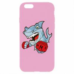Чохол для iPhone 6/6S Shark MMA