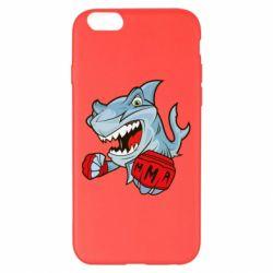 Чохол для iPhone 6 Plus/6S Plus Shark MMA