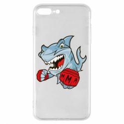 Чохол для iPhone 8 Plus Shark MMA