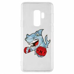 Чохол для Samsung S9+ Shark MMA