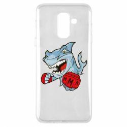 Чохол для Samsung A6+ 2018 Shark MMA