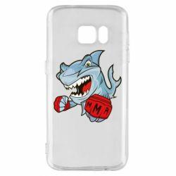 Чохол для Samsung S7 Shark MMA