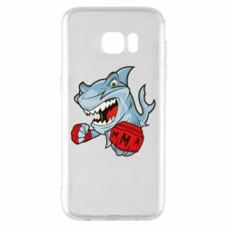 Чохол для Samsung S7 EDGE Shark MMA