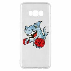 Чохол для Samsung S8 Shark MMA