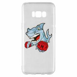 Чохол для Samsung S8+ Shark MMA