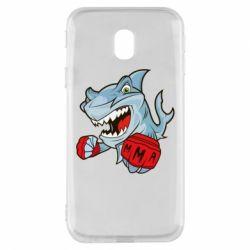Чохол для Samsung J3 2017 Shark MMA
