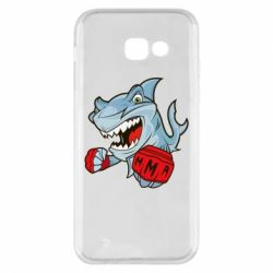 Чохол для Samsung A5 2017 Shark MMA