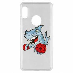 Чохол для Xiaomi Redmi Note 5 Shark MMA
