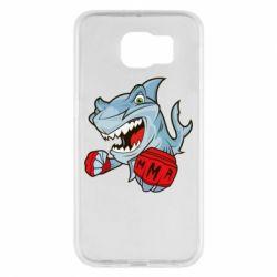 Чохол для Samsung S6 Shark MMA