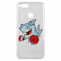 Чохол для Xiaomi Mi A1 Shark MMA