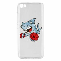 Чохол для Xiaomi Mi5/Mi5 Pro Shark MMA