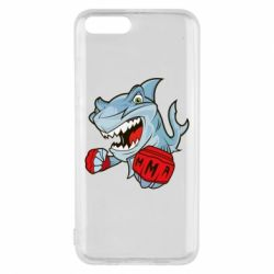 Чохол для Xiaomi Mi6 Shark MMA