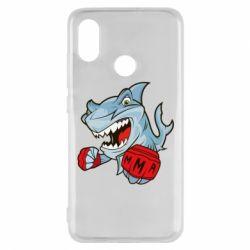 Чохол для Xiaomi Mi8 Shark MMA