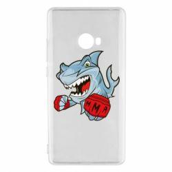 Чохол для Xiaomi Mi Note 2 Shark MMA