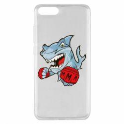 Чохол для Xiaomi Mi Note 3 Shark MMA