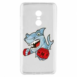 Чохол для Xiaomi Redmi Note 4 Shark MMA