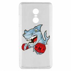 Чохол для Xiaomi Redmi Note 4x Shark MMA