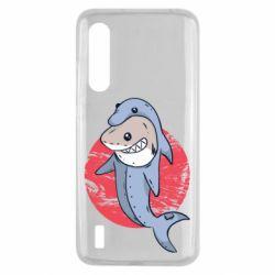 Чехол для Xiaomi Mi9 Lite Shark or dolphin