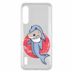 Чохол для Xiaomi Mi A3 Shark or dolphin